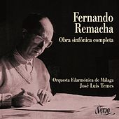 Remacha: Obra sinfónica completa by Malaga Philharmonic Orchestra
