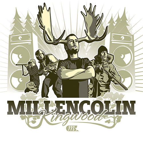 Play & Download Kingwood by Millencolin | Napster