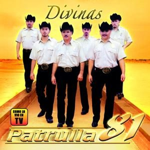 Play & Download Divinas by Patrulla 81 | Napster