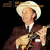 The Definitive Collection by Bill Monroe
