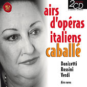 Air D'opera Italien - Caballe by Various Artists