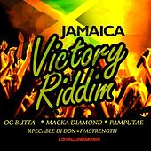 Jamaica Victory Riddim - EP by Various Artists