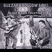 Yazoo Basin Folktales & Other Mamlish Tone Poems, Vol. 2 by Buzzard Hollow Boys
