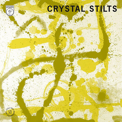 Precarious Stair EP by Crystal Stilts