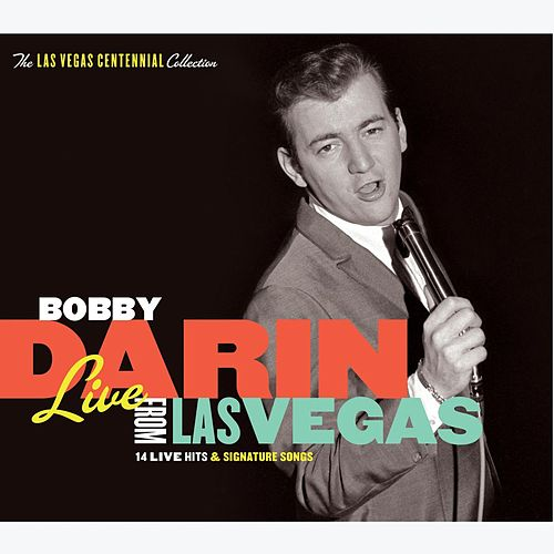 Play & Download Live From Las Vegas by Bobby Darin | Napster