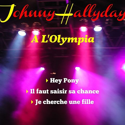 A l'Olympia by Johnny Hallyday