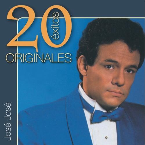 Play & Download Originales: 20 Exitos by Jose Jose | Napster