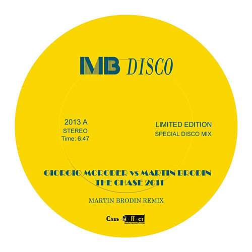 Play & Download The Chase 2011 by Giorgio Moroder | Napster