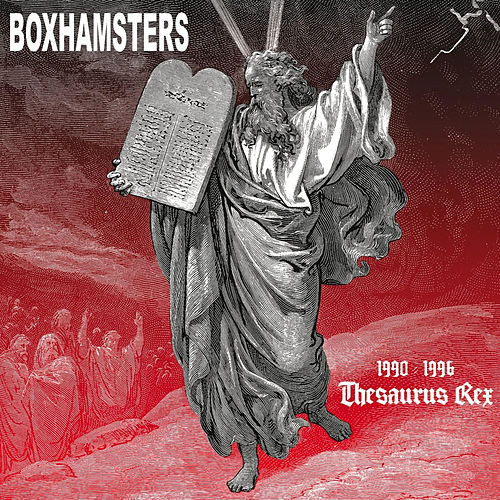 Thesaurus Rex - Best of 1990-1996 by Boxhamsters