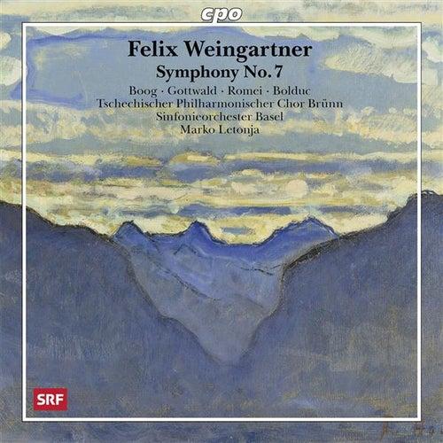 Weingartner: Symphony No. 7 by Maya Boog