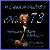 Play & Download Bach In Musical Box 173 / Sinfonia F Major Bwv1071 by Shinji Ishihara | Napster