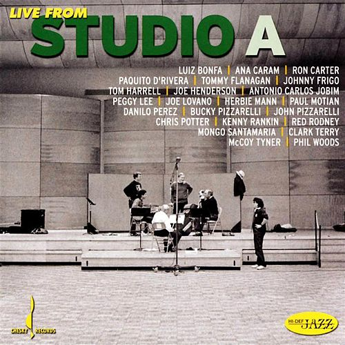Play & Download Live from Studio A by Various Artists | Napster