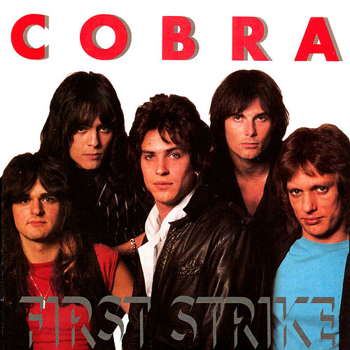 Play & Download First Strike by Cobra | Napster