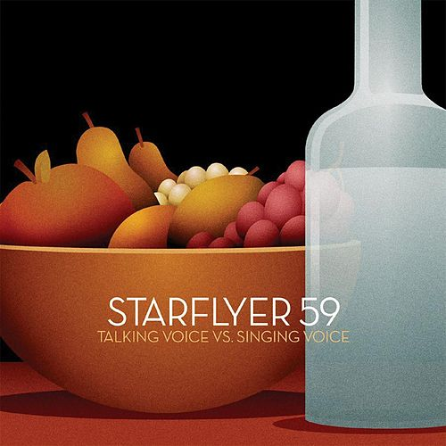 Play & Download Talking Voice Vs. Singing Voice by Starflyer 59 | Napster