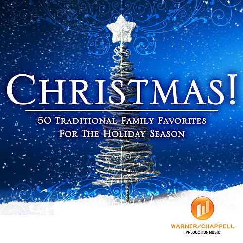 Play & Download Christmas! 50 Traditional Family Favorites For The Holiday Season by Holiday Music Ensemble | Napster
