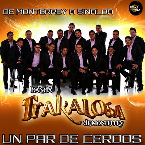 Play & Download Un Par de Cerdos - Single by Banda La Trakalosa | Napster
