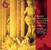 Play & Download Respighi Fontane Di Roma; Pini Di Roma; Feste Romane: Classic Library Series by Ottorino Respighi | Napster