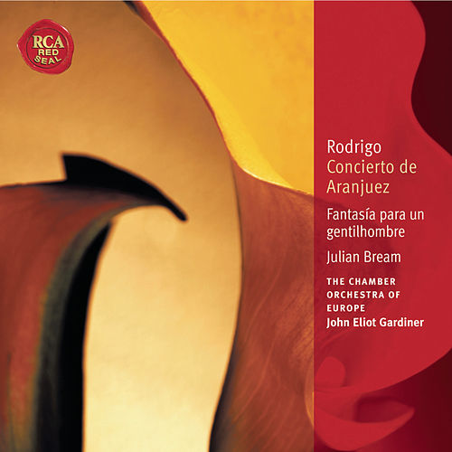 Rodrigo: Concierto De Aranjuez: Classic Library Series by Julian Bream
