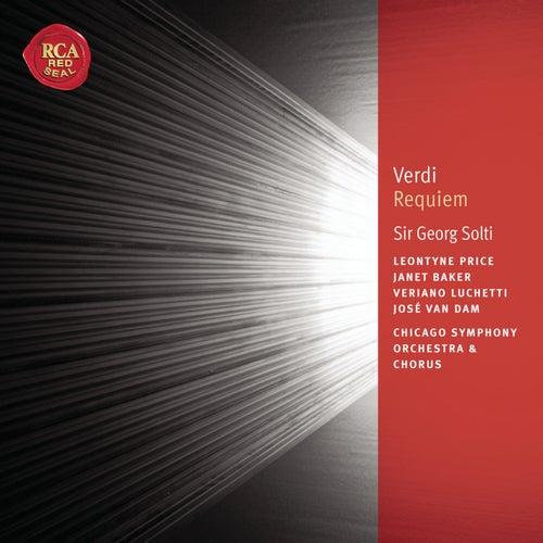 Verdi: Requiem by Georg Solti