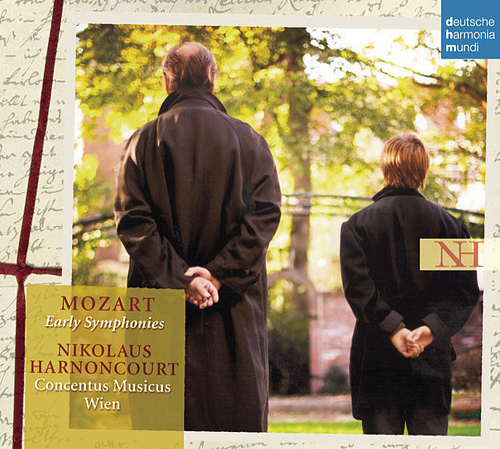 Mozart: Early Symphonies von Nikolaus Harnoncourt