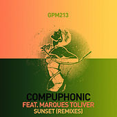 Play & Download Sunset (Remixes) by Compuphonic | Napster