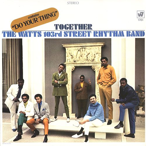 Play & Download Together by Charles Wright and the Watts 103rd Street Rhythm Band | Napster