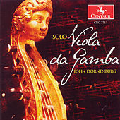 Solo Viola Da Gamba by Various Artists