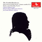 The Youthful Beethoven by Ludwig van Beethoven