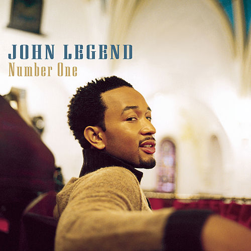Number One (Maxi Single) by John Legend
