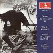 Play & Download Busoni the Visionary, Vol. II by Various Artists | Napster