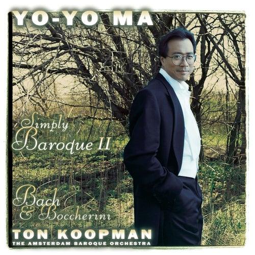 Play & Download Simply Baroque II by Yo-Yo Ma | Napster
