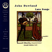 Play & Download John Dowland - Lute Songs by John Dowland | Napster