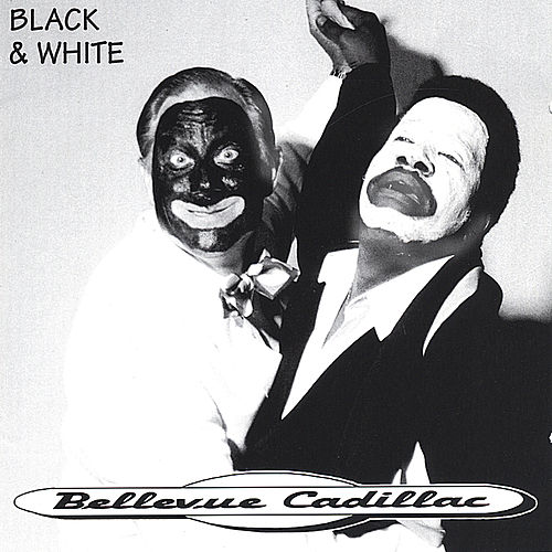 Black And White by Bellevue Cadillac