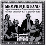 Memphis Jug Band Vol. 1 (1927 - 1928) by Memphis Jug Band
