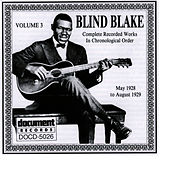 Blind Blake Vol. 3 (1928 - 1929) by Blind Blake
