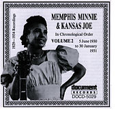 Memphis Minnie & Kansas Joe Vol. 2 (1930 - 1931) by Memphis Minnie