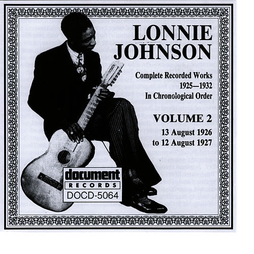 Lonnie Johnson Vol. 2  (1926 - 1927) by Lonnie Johnson