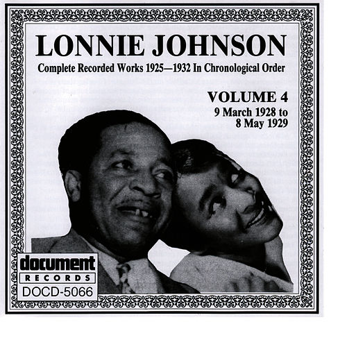 Play & Download Lonnie Johnson Vol. 4 (1928 - 1929) by Lonnie Johnson | Napster