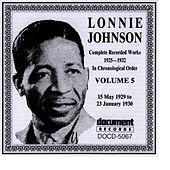 Lonnie Johnson Vol. 5 (1929 - 1930) by Lonnie Johnson