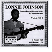 Lonnie Johnson Vol. 6 (1930 - 1931) by Lonnie Johnson
