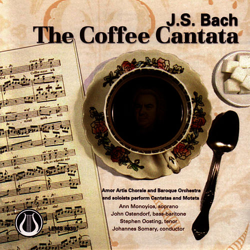 Play & Download The Coffee Cantata, Cantatas 158 & 211 And Motets by Johann Sebastian Bach | Napster