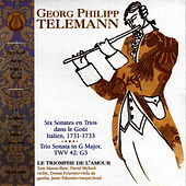 Play & Download Six Sonates En Trois Dans Le Gout by Georg Philipp Telemann | Napster