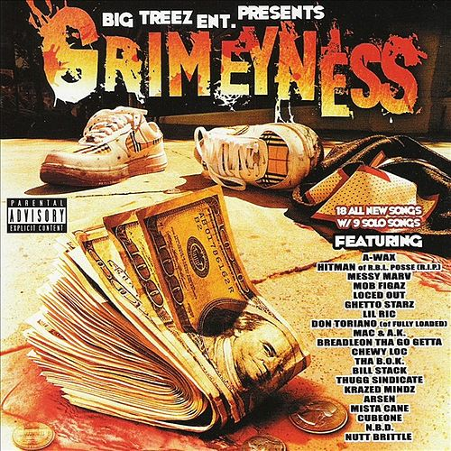 Play & Download Grimeyness by Various Artists | Napster