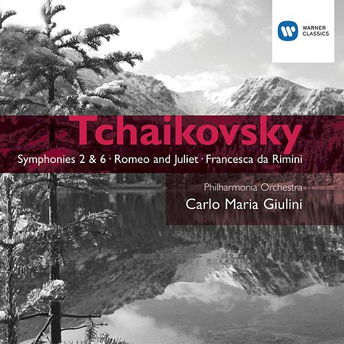 Symphonies 2 and 6 by Pyotr Ilyich Tchaikovsky