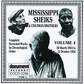 Mississippi Sheiks Vol. 4 (1934 - 1936) by Various Artists