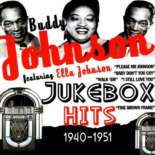 Jukebox Hits 1940-1951 by Buddy Johnson