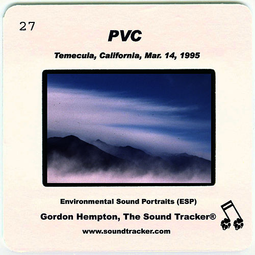 Play & Download PVC by Gordon Hempton | Napster