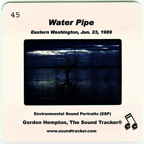 Play & Download Water Pipe by Gordon Hempton | Napster