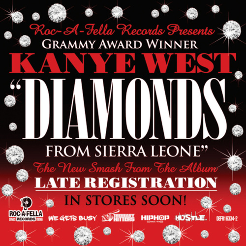 Play & Download Diamonds From Sierra Leone by Kanye West | Napster