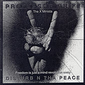 Play & Download Disturb N Tha Peace by Professor Griff | Napster